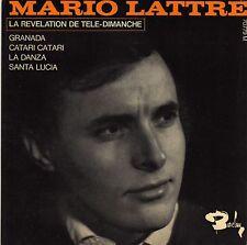 MARIO LATTRE GRANADA FRENCH ORIG EP JEAN-MICHEL DEFAYE