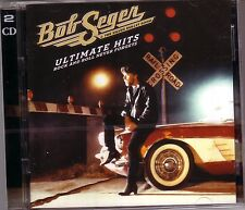 2 CD (NEU!) . BOB SEGER: Ultimate Hits (Best of Against the Wind Turn Page mkmbh