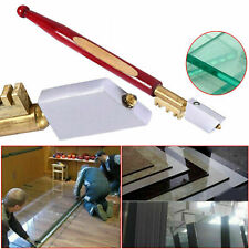 1 x Diamond Tipped Glass Mirror Cutter Cutting Slice with Storage Case