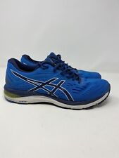 Asics Men's Gel Nimbus 20 Athletic Running Shoes Sneakers Blue White Size 11 US