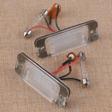 2Pcs No Error SMD LED License Plate Light Fit For Mercedes W163 W164 X164 ML GL