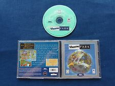 Theme Park PC Video Game Electronic Arts 1999 (CIB)