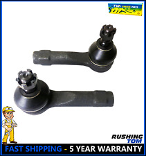 2 New Front Outer Tie Rod Ends ES2814 For 2004-2006 Nissan Sentra 96-2001 Altima