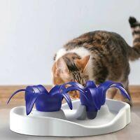 Aikiou Thin Kat interaktiver Fressnapf für Katzen Intelligenzspielzeug neu