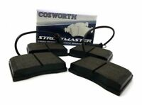 Cosworth StreetMaster Front Brake Pads Sierra Cosworth 2WD 1985-90