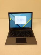"""AS-IS Google Chromebook Pixel CB001 12.85"""" Touch i5 1.8G 4GB 64GB WIFI Silver"""