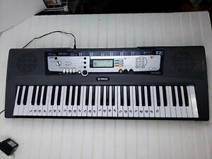 Yamaha EZ 200-61 key midi lighted keyboard 003737