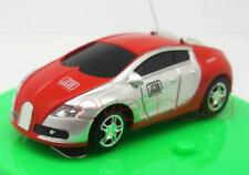 "3"" 1:63 Mini RC Radio Remote Control Racing Car 9168-C-Red 40MHz"