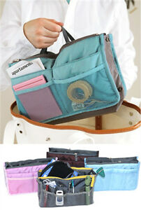 Nurse, Medical, Travel, In Bag Organizer Tote - 8 Colors!