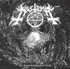 Mastema - The Grand Holocaust of Flesh CD 2013 raw black metal France