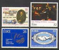 Irlanda 1994 Cavallo/AUTOCARRO/FOOD/SINDACATI Set 4v (n21581)