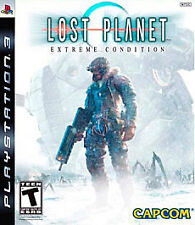 Lost Planet: Extreme Condition (Sony PlayStation 3, 2008) Complete PS3