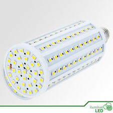Bombilla LED E27 165 SMD 5050 360º Blanco Cálido 220V - Consumo 30W