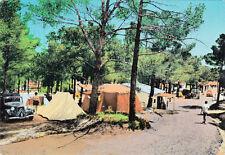 LA CROIX VALMER sélection camping timbrée 1965