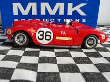 MMK RESIN LANCIA D24  RED  #36  1:32 SLOT BNIB LATEST OUT