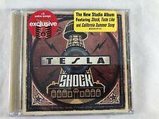 Tesla Shock CD w/ 3 Bonus Tracks