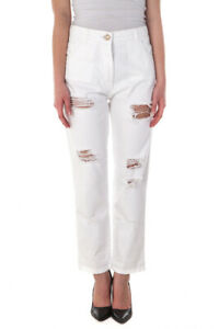 Jeans Toy.G MADE IN ITALY Donna Bianco 6C10SNY2XJ Z04