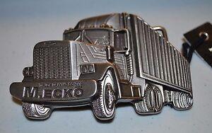 Marc Ecko Cut & Sew Belt Buckle Truck Driving School MSRP $39.99/$19.99 Free shp