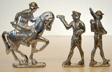 54mm US CAVALRY  Unpainted CASTINGS Pewter Lead Metal TOY SOLDIER 62100