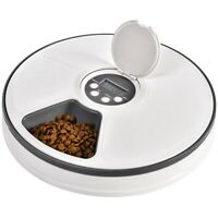 Automatic Pet Feeder Food Dispenser for Dogs, Cats & Small Animals - Featur O9U3