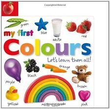My First COLORES let's Learn Them Todo por DK Libro De Bolsillo 9781405370158N