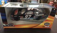 Kurt Busch #97 Sharpie Rubbermaid Hot Wheels Racing NASCAR 1:24 car New E41