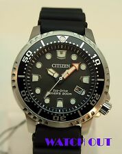 BRAND NEW CITIZEN PROMASTER 200m. ECO DRIVE BN0150-10E 44mm DIVER'S WRIST WATCH