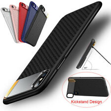 iPhone X 8 7 Plus Case for Apple Hybrid Shockproof Armor Heavy Duty Bumper Cover