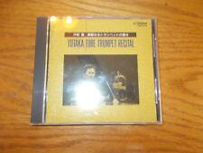 YUTAKA TOBE TRUMPET RECITAL - VICTOR CD