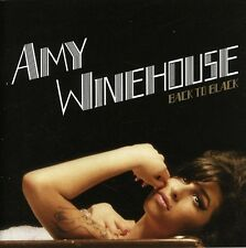Back To Black - Amy Winehouse (2007, CD NIEUW) Clean Version