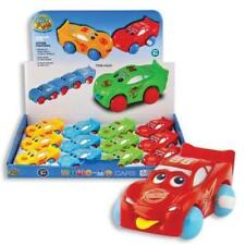 Wind Up Toys Kid Fun Wind-Up Car Toddler Child Wind Up Toy Moves & Makes Faces