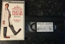 Patch Adams Universal Special Edition VHS Robin Williams