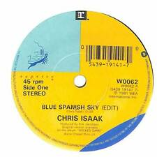 "Chris Isaak - Blue Spanish Sky - 7"" Vinyl Record"