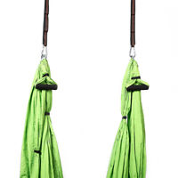 1pc Fitness Jump Stretch Yoga Belt for Anti -gravity Aerial Yoga Hamm zc