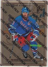 1996-97 LEAF PREFERRED STEEL GOLD: MARK MESSIER #12 OF 63 NY RANGERS UNPEELED