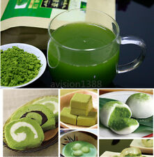 100g YPFEN Pure Matcha Green Tea Powder Natural Organic AV
