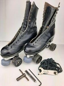 Rare BETTY LYTLE Styled by HYDE Chicago Velvet Tread Roller Skate Size 7 Snyder