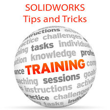 SolidWorks conseils et astuces-Video Training Tutorial DVD