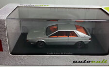 wonderful modelcar AUDI 80 ASSO DI PICCHE ITALDESIGN COUPE 1973 - 1/43 - ltd.ed.