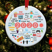🎄🎄🎅🎅2020 Annual Events Christmas Ornament🎄🎄🎅🎅