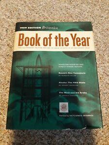 Britannica Book Of The Year 1959
