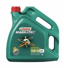 4 Litres Castrol Magnatec 10W40 Part Synthetic Car Engine Oil Diesel Petrol