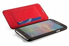 Element Case Soft-Tec Wallet Case for Samsung Galaxy S5 - Black/Red