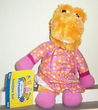 "Jim Henson's Pajanimals Sweet Pea Sue Large 15"" Plush New w/Tag Sprout MUPPET"