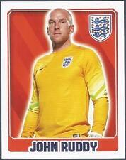 TOPPS ENGLAND 2014- #006-JOHN RUDDY