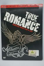 TRUE ROMANCE - 2 DISC SPECIAL EDITION DVD - UNRATED DIRECTOR'S CUT