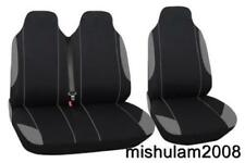 Sitzbezüge Schonbezüge  Y2+1 Grau Schwarz für Hyundai Iveco Kia Mazda Mitsubishi