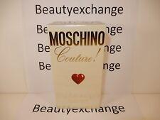 Moschino Couture Perfume Eau De Parfum Spray 3.4 oz Sealed Box