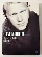 Steve McQueen Box Set - Baby, the Rain Must Fall/The War Lover (DVD, 2005,...