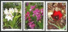 Kosovo Stamps 2014. Flora - Flowers. Set MNH.